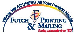 Futch logo ADDRESS your needs